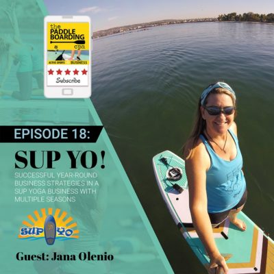 SUP Yo Boston Episode 19 The Paddleboarding CPA podcast